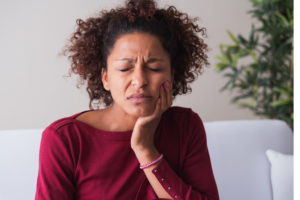 Teeth hurting when drinking cold or hot